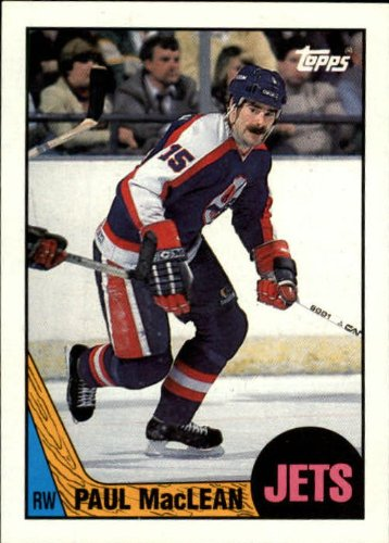 1987-topps-hockey-card-1987-88-91-paul-maclean-near-mint-mint