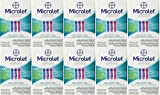 Bayer Microlet sFmEz Colored Lancets, 100 Count (10 Pack)