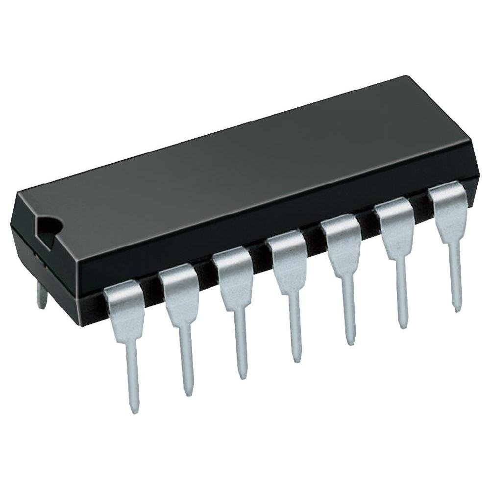 20 pcs of 74HCT08 7408 IC Quad 2 Input Positive AND Gate / Integrated Circuit