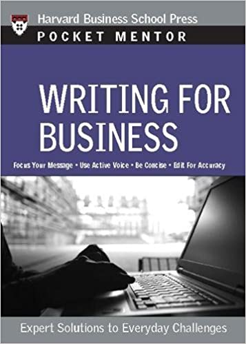 common errors in business writing