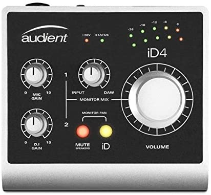 Audient-iD4
