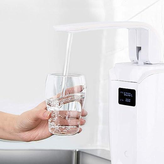 AUNMAS Purificador de Agua Hogar Tubo de Agua Purificador de Agua ...