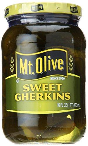 MT. OLIVE Sweet Gherkins Pickles, 16 ()