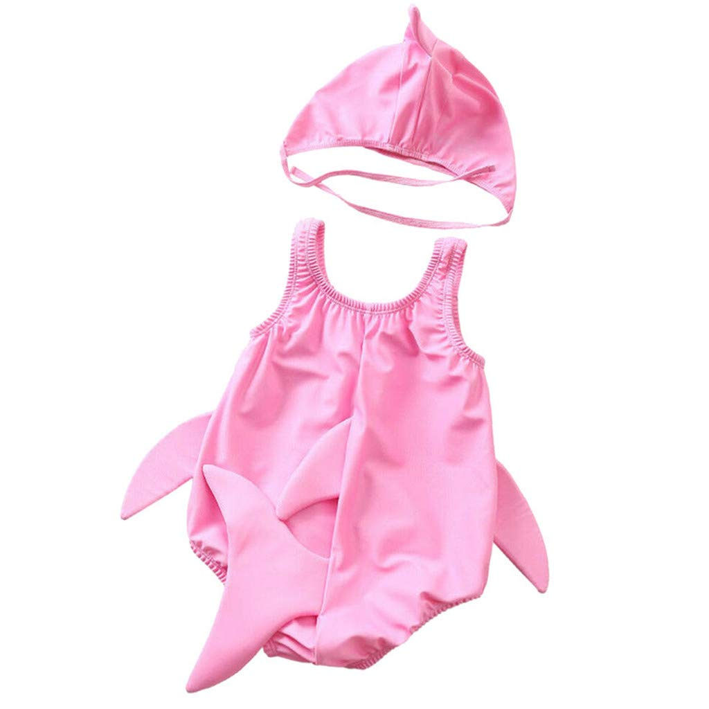 6e08101ab Amazon.com: Baby Children Boy Girl Cute Cartoon Shark Swimsuit Bikini  Swimwear Bathing Suit Cheap Clearance On Sale (1, Gray): Appliances