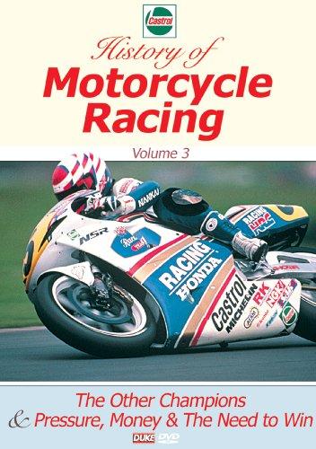 Iii Racing - Castrol History of Motorcycle Racing Vol 3