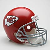 NFL Riddell Kansas City Chiefs Red 1963-1973 Throwback Replica Full-Size Helmet