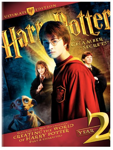 Harry Potter and the Chamber of Secrets (Four-Disc Ultimate Edition) (Harry Potter Box Movie Set)