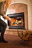 "Epica Fireplace Tongs, 26"" Long, Log Grabber"