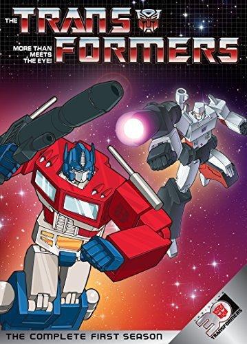 - Transformers: More Than Meets The Eye! Season 1