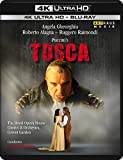 DVD - Puccini : Tosca (4k Ultra HD + BluRay) [Blu-ray]