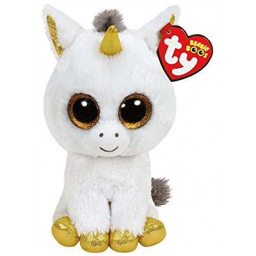 Ty Beanie Boos Pegasus - Unicorn