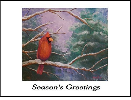 (Season's Greetings - Waiting for Winter Snow - 12 Cards/13 Envelopes)