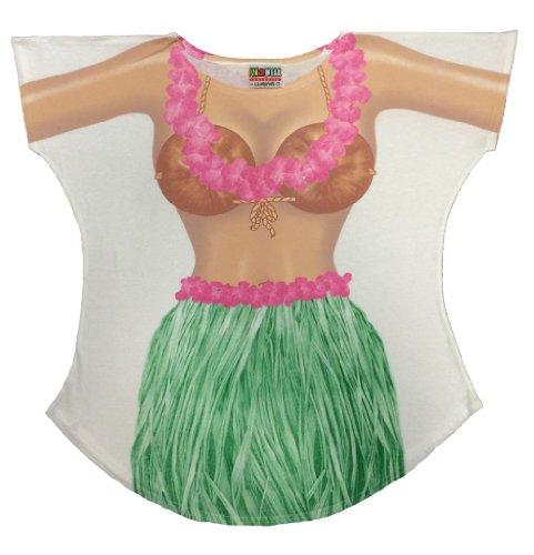 Hula Girl Shirt - 4