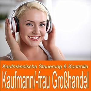 Kaufmännische Steuerung & Kontrolle für Kaufmann/Kauffrau im Großhandel Hörbuch