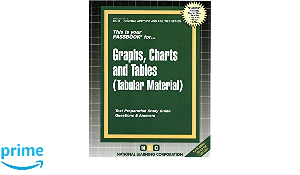 graphs charts and tables tabular material general aptitude and rh amazon com Tabular Material Presentation Understanding and Interpreting Tabular Material