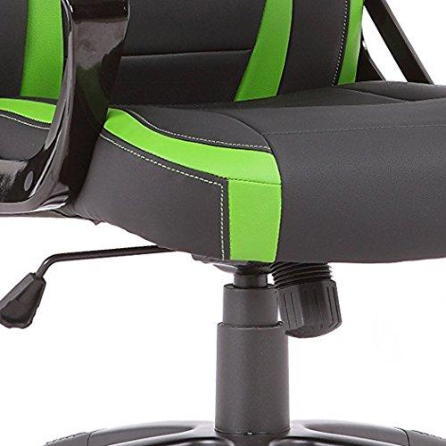 N Seat Pro 300 Series Racing Bucket Seat Office Chair