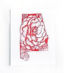 Alabama Camellia