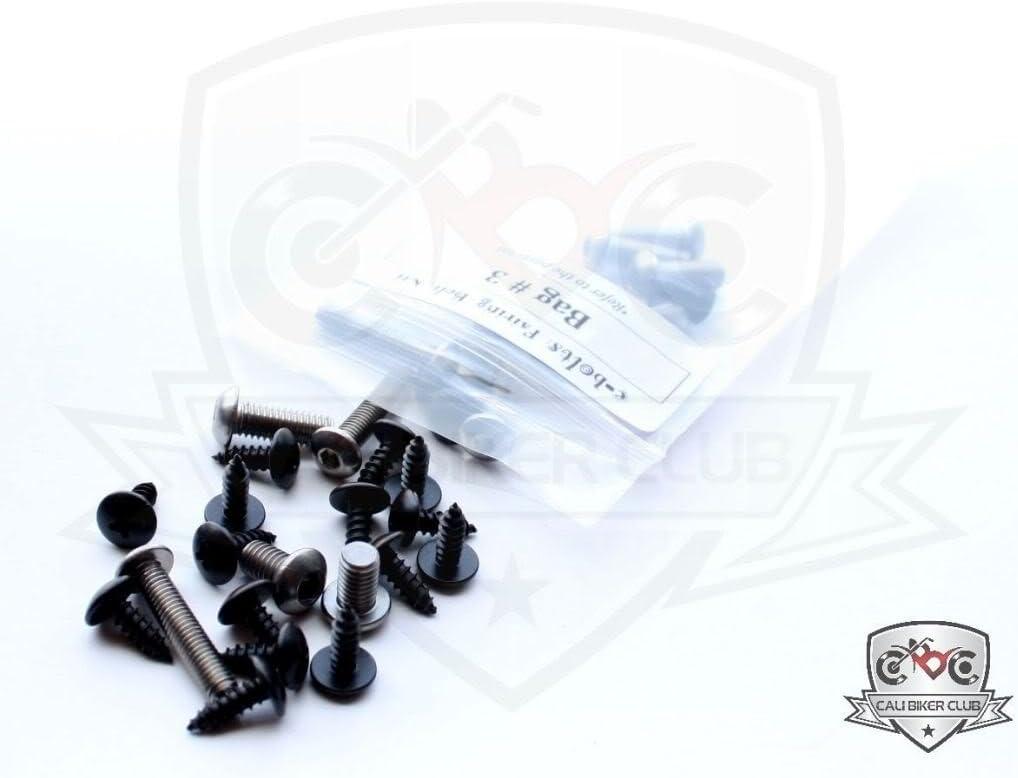 Bolts Screws Fasteners GSXR 600 1992 1993 Suzuki GSX-R600 92 93 Motorcycle Fairing Bolt Kit