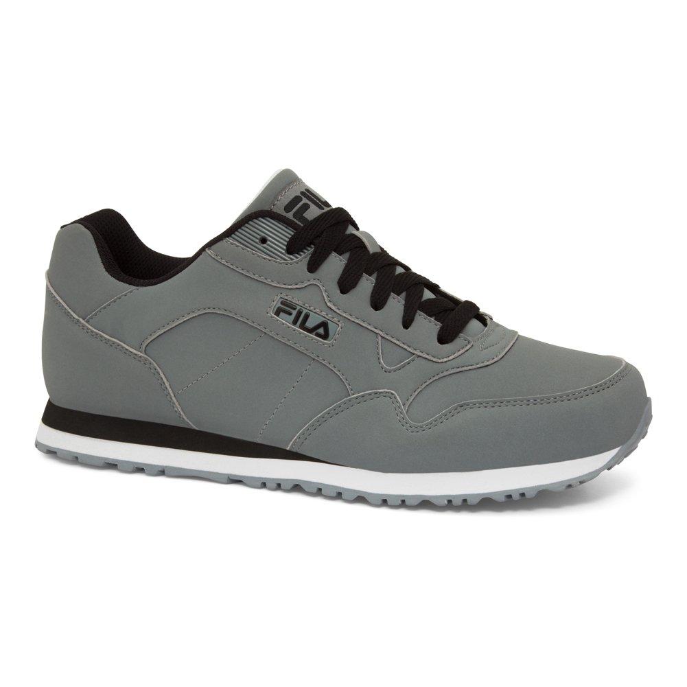 Fila Women's Cress Walking Shoe B01L9T7GIY 9.5 D(M) US|Monument, White, Black