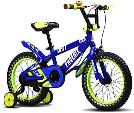 XQ TR-955 Azul Bicicleta Para Niños Bicicleta Para Niños 3-8 Años ...