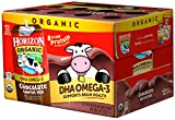 Kyпить Horizon Organic Low Fat Organic Milk Box Plus DHA Omega-3, Chocolate, 8 Ounce (Pack of 12) на Amazon.com