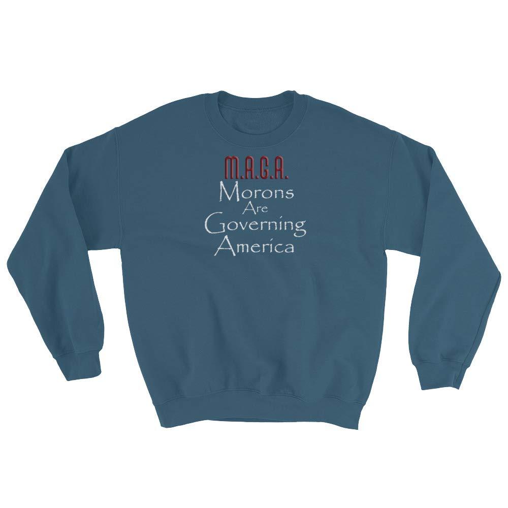 STFND M.A.G.A Sweatshirt Indigo Blue