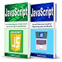 JavaScript: 2 Books in 1- The Ultimate Beginner's Guide to Learn JavaScript Programming Effectively & Tips and Tricks to learn JavaScript Audiobook by Daniel Jones Narrated by Pete Beretta