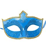 AoLice Venice Masquerade Mask Luminous Cosplay Mask Costume Party Mask