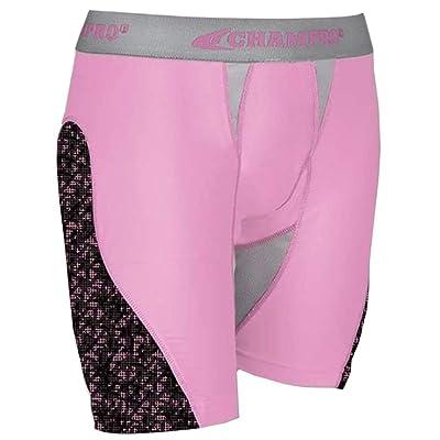 CHAMPRO Women's Line Drive Sliding Short: Clothing