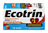 Ecotrin Low Strength Safety Coated Aspirin