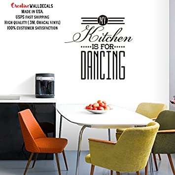 Amazoncom Wall Decal Vinyl Sticker Decals Art Decor Design Sign - Wall stickers for dining roomdining room wall decals wall decal knife spoon fork wall decal