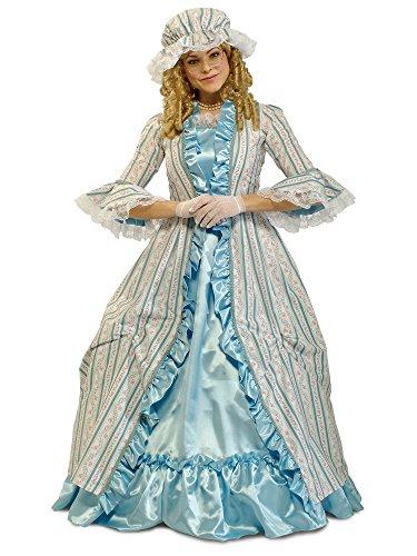 Rubies Costume Co R56182-L Martha Washington, White, Large]()