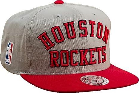 GORRA MITCHELL AND NESS NBA HOUSTON ROCKETS JAMES HARDEN CHRIS ...