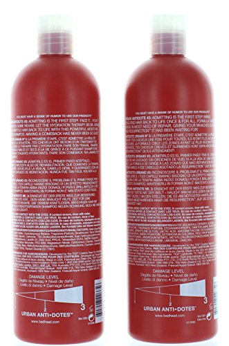 Buy shampoo for red color treated hair