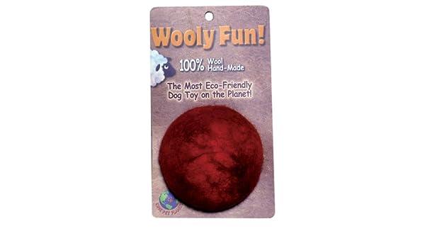 Una Mascota Planeta 86014 3,5 Pulgadas Wooly Divertido Pelota para ...