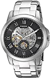Fossil Men's ME3055 Grant Three Hand Automatic Stainless Steel (Small Image)