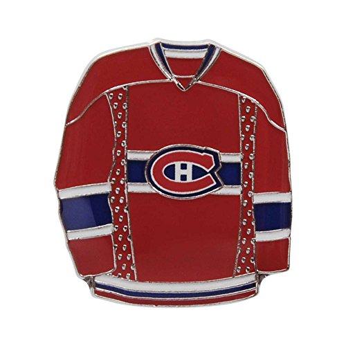 NHL Montreal Canadiens Dark Jersey Pins