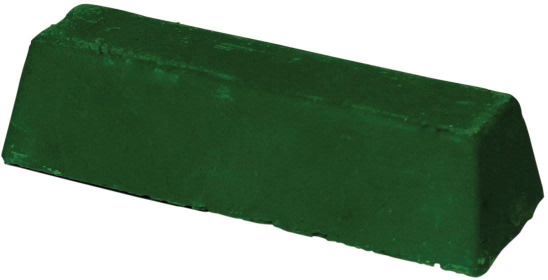 JacksonLea 47337SP Green Buffing Compound, Standard Bar, 1-1/2'' Width x 1-1/4'' Height x 6-1/4'' Length
