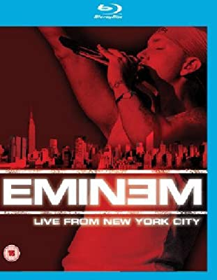 Amazon Com Eminem Live From New York City Import Eminem