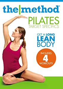 The Method: Pilates Target Specifics
