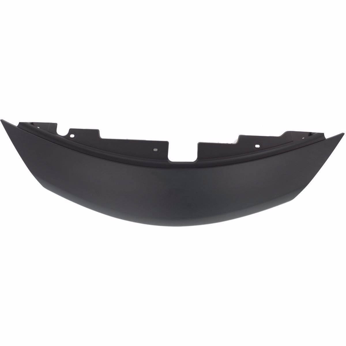 Elite7 Grille Cover Prime Upper Molding Nose Panel Replacement for 14-17 Nissan Versa Note NI1201100