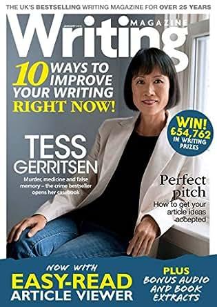 Amazon com: Writing Magazine: Kindle Store
