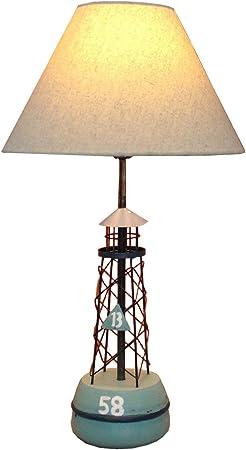 Lampe de chevet Luminaire DEL Couleur Salon Chambre Lampe deco poissons