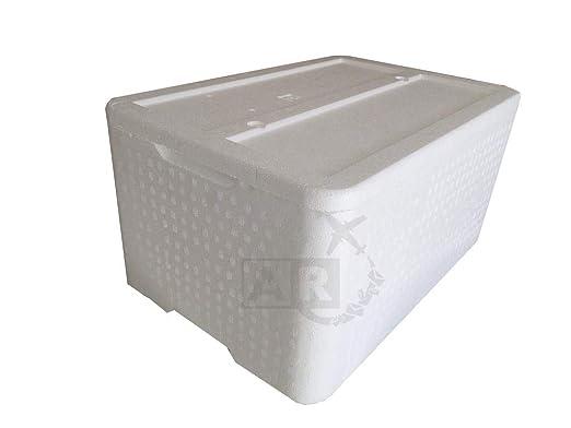 A/R SPEDIZIONI A/R - Caja térmica de poliestireno de 30 kg / 30 l ...