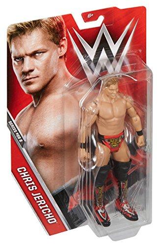 WWE Chris Jericho Action Series 68 B Figure