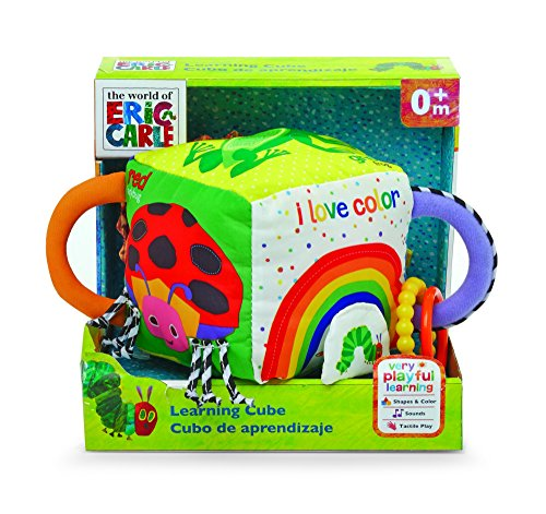(World of Eric Carle, The Very Hungry Caterpillar Discovery Cube)