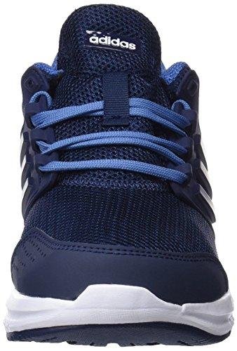 adidas Galaxy 4 K, Zapatillas de Gimnasia Unisex Niños Azul (Maruni / Maruni / Azretr 000)