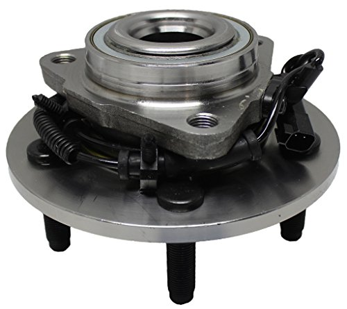 - Detroit Axle 515050 Wheel Hub Bearing Assembly for Front Driver or Passenger Side