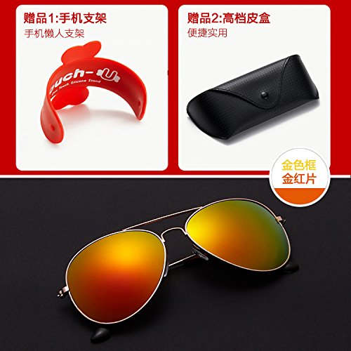 Xue rot Macho De Gafas Hembra De Polarizadas Sol Brown Gafas zhenghao Y Sol para A1grnwqAO