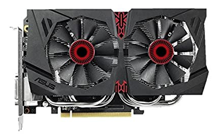 ASUS STRIX-GTX960-DC2OC-2GD5 GeForce GTX 960 2GB GDDR5 ...